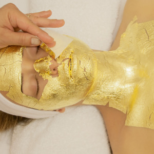 МАСКА BEAUTY GOLD ДЛЯ ЛИЦА И ТЕЛА